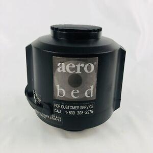 Aerobed PUMP ONLY Compressor Bed Mattress Twist On (No Cord)