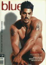 BLUE 32 April 2001 Australien Magazin Richard Fort Australia Magazine gay schwul
