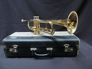 CONN 15B Refurbished 🎺1968 Trumpet - EXTRAS with ORIGINAL mouthpiece & Case