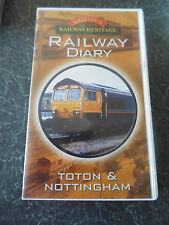 Britain's Railway Heritage Railway Diary TOTON & NOTTINGHAM ~ Railway Video