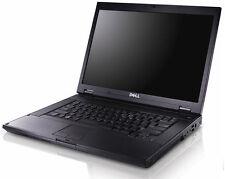 Dell Latitude E5500 15.4in ( 2.1GHz 4GB 160GB ) DVDRW BURNER WIFI VISTA