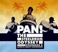 Pan! The Steel Drum Odyssey [CD + DVD]