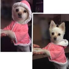 Pet Cat Warm Winter Dog Coats Puppy Chihuahua Clothes Hoodie Dog Clothing YO