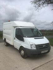 Ford Transit Luton ex BT 2009 59plate ideal tipper recovery conversion NO VAT