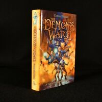 2012 The Demon's Watch Conrad Mason Signed First Edition
