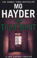 The Treatment, Mo Hayder   Paperback Book   Acceptable   9780553820478