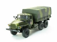 URAL-4320 Russian Army 6X6 military truck 1:43 die-cast scale model. ELECON