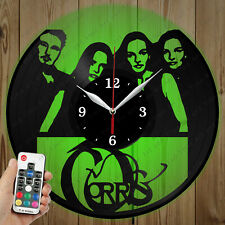 LED Vinyl Clock The Corrs LED Wall Art Decor Clock Original Gift 4920