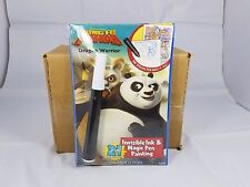 Dreamworks Kung Fu Panda Magic Pen Ink Activity Book NEW kids games activities