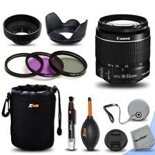 Canon 18-55 Lens for Canon EOS 70D, 7D, 60D, T5, T3, 1200D, 1100D, SL1, 100D