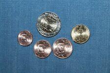 1 - 2 -5 - 10 Cents + 2 Euro Kursmünze France 2017 Kursmünzen UNC RAR!!!