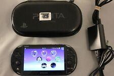 Sony PlayStation PS Vita Slim 3.65 Henkaku Enso 256GB PCH-2000