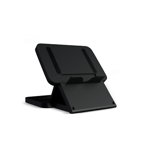 TechMatte Multi-Angle Plastic Play-Stand Holder for Nintendo Switch (Black)