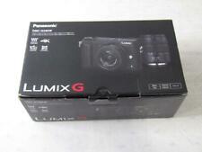 Panasonic Lumix GX85 Mirrorless 4K Photo Digital Camera Plus Lens