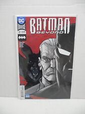 Batman Beyond DC Animated Series Comic Book #17 Manbat Variant Cover Jurgens