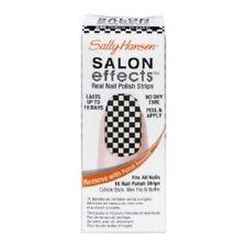 Sally Hansen Salon Effects Real Tiras De Esmalte De Uñas, cheque, por favor!