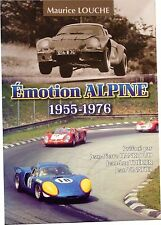 EMOTION ALPINE 1955-1976 - LIVRE NEUF