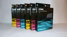 6 Color Brother Dcp 385c 395cn 585cw 6690cw Xl Compatible Cartuchos De Tinta