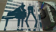 JOOLS HOLLAND - Sunset Over London (1999 CD) and concert ticket