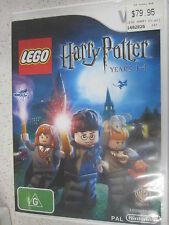 LEGO Harry Potter Years 1-4 Wii Game PAL (999)