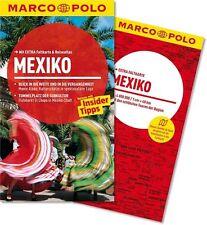 Mexiko / Marco Polo Reiseführer mit Extra Faltkarte & Reiseatlas