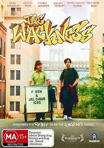 The Wackness DVD Reg 4 Aust - Ben Kingsley, JoshPeck, Mary Kate Olsen