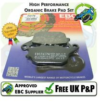 NEW EBC ORGANIC BRAKE PADS PAD SET REAR HONDA CBR1000 FIREBLADE RR4/RR5 04 05