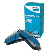 Ford Falcon BA BF FG Front & Rear Bendix GCT Brake Pads