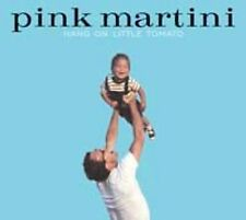 Hang on Little Tomato by Pink Martini (CD, Oct-2004, Heinz Music)