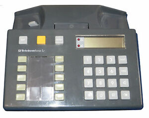 T Focus L IN Gray Telephone Proprietary For Eumex 312 And Agfeo Systems #40