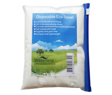 Shewee Waterless Disposable Eco-Towel - 2 Packs Of 4 - Ideal For Festivals