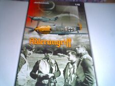 Eduard 11144 1 48th Scale Limited Edition Adlerangriff Dual Combo Bf109