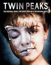 Twin Peaks: The Original Series, Fire Walk with Me and the Missing Pieces (Blu-r