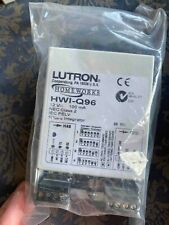 Lutron HWI Q-96 translator, working, used