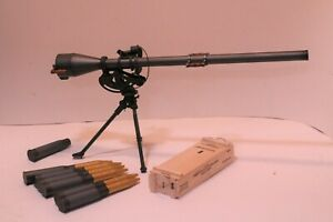 DRAGON, DML, DID, SOLDIER STORY 1:6 SCALE WWII US ARMY RECOILLESS RIFLE & ROUNDS