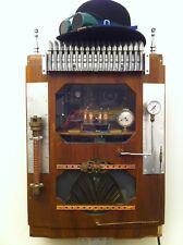 Horloge NIXIE steampunk Eclairage applique mode bloque de secours