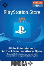 $10 USD PSN PlayStation Network Key 10 US Dollar Gutschein PS3 PS4 PS Vita - US
