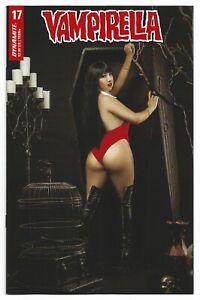Vampirella #17 2021 Unread Cosplay Photo Variant Cover E Dynamite Comic Book