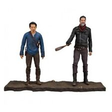 Negan and Glenn 5 Inch Poseable Figure Set From The Walking Dead 14618