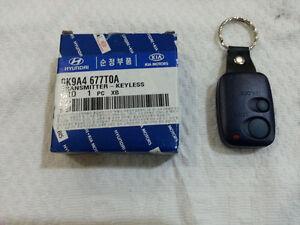 GENUINE KIA Credos Remote Transmitter Keyless Entry 0K9A4677T0A