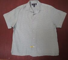 Nat Nast Men shirt Silk blend M