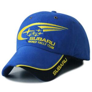 Moto Motocross GP Letters Racing Baseball Caps Subaru Hats For Mens Snapback Cap