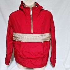 VTG Tommy Hilfiger Pullover Ski Jacket Spell Out Coat Colorblock 90s Race Large