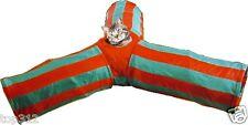 Rascheltunnel Spielzeug Katze Tunnel Labirynt Spieltunnel Knistertunnel 3 Röhren