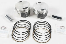 WISECO V-TWIN PISTON KIT 1340 EVO BIGTWIN 8.5:1 COMP PART# K1640 NEW