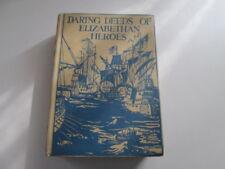 Acceptable - Daring Deeds of Elizabethan Heroes - Gilliat, Edward 1931-01-01   S