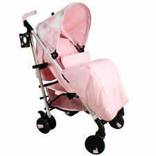 My Babiie MB51 From Birth Baby Stroller - Katie Piper Believe Pink Butterflies
