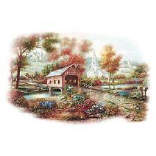 Razzberry Creek Covered Bridge  Tshirt   Sizes/Colors