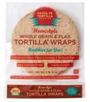 Keto Santa Fe Tortilla 9 inch low carb tortilla pack of 20 bread wraps 2.8lb