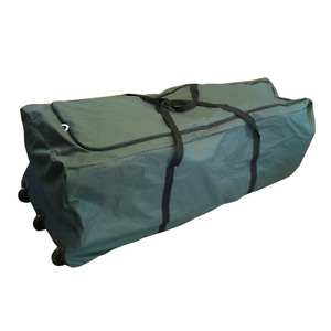 Holiday Christmas Tree Storage Bag fits up to 9 FT Trees with Wheels & Handles